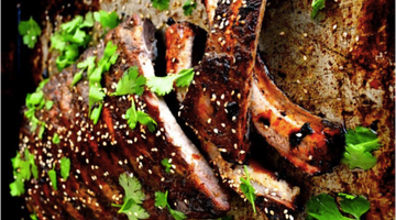 Incredible Jasmine Rub For Ribs Recipe