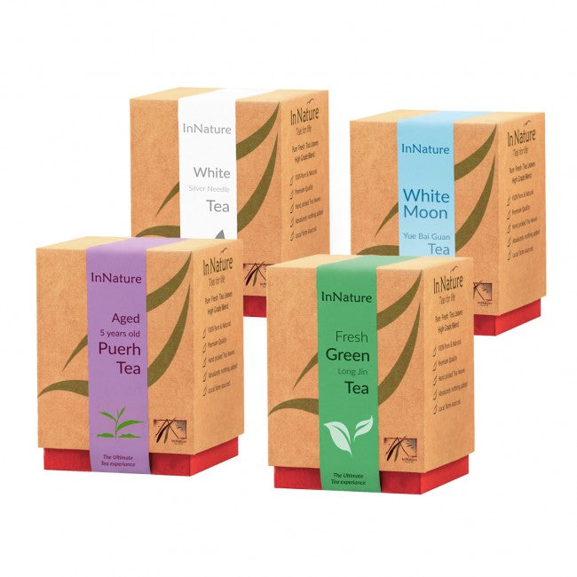 Tea Connoisseur Pack - InNature Teas