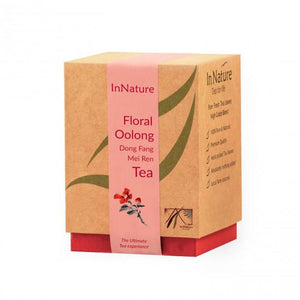 Floral Oolong Tea.