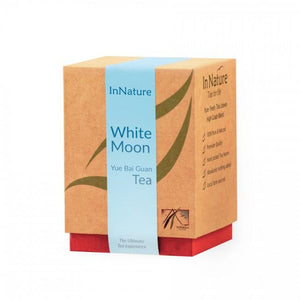 White Moon Puerh - InNature Teas