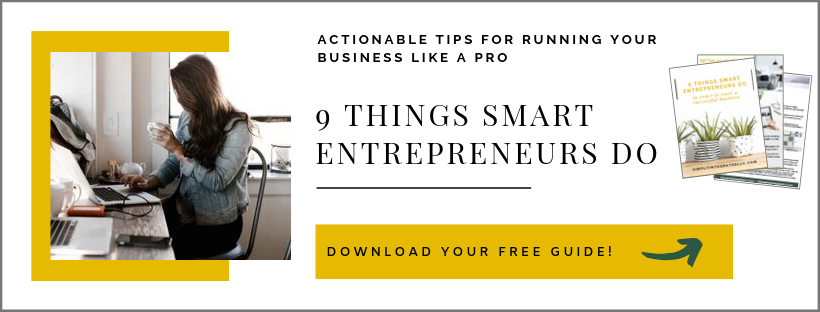 9 Things Smart Entrepreneurs Do