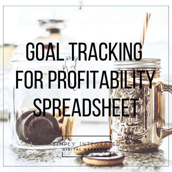 Small business hacks, goal tracking, profitability