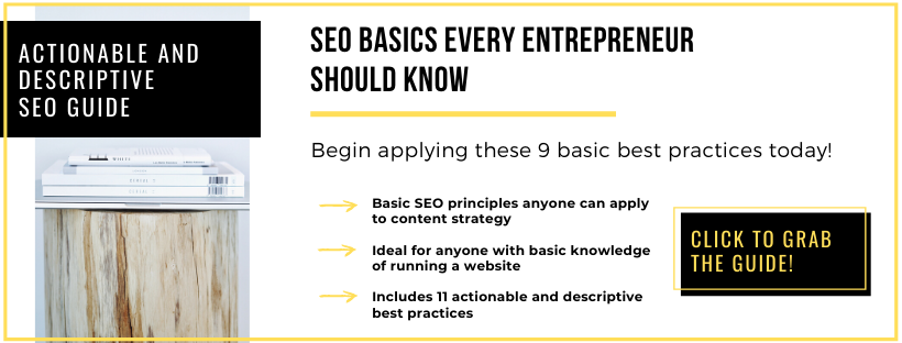 SEO Basics for Small Businesses