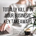 33 Keys to Business Success from Top Industry Experts - FREE Printable