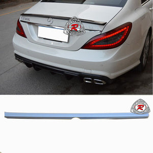 A Style Spoiler For 2012-2018 Mercedes-Benz CLS-Class (W218) - Bayson R Motorsports