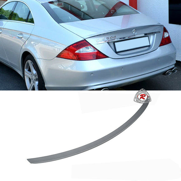 A Style Spoiler For 2005-2010 Mercedes-Benz CLS-Class (W219) - Bayson R Motorsports