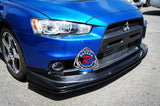 08-15 Mitsubishi Lancer Evolution X VT-Style Front Lip with Lower Splitter (Polyurethane)