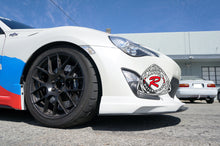 Load image into Gallery viewer, 12-16 Scion FR-S FRS FT86 GT86 GV-Style Front Lip w/ Splitter (Polyurethane)