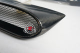 Raised Hood Scoop (Carbon Fiber) For 2010-2013 Mazdaspeed3 - Bayson R Motorsports