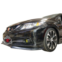 Load image into Gallery viewer, 13-15 Honda Civic 4dr Sedan A Style Front Lip (Polyurethane)