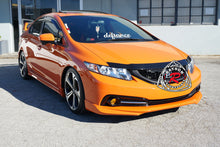Load image into Gallery viewer, 13-15 Honda Civic 4dr Sedan Modulo Style Front Lip (Polyurethane)