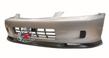 Load image into Gallery viewer, 99-00 Honda Civic 2/3/4Dr GV Style Front Lip (Polyurethane)