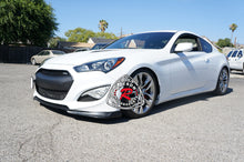 Load image into Gallery viewer, 13-16 Hyundai Genesis 2Dr Coupe KS Style Front Bumper Lip (Polyurethane)