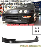 MU Style Front Lip For 1994-1997 Acura Integra - Bayson R Motorsports