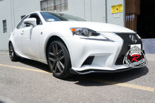 Load image into Gallery viewer, 14-16 Lexus IS250F IS350F A-Style Front Bumper Lip (Polyurethane) [F-Sports Bumper ONLY]