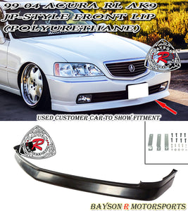 JP Style Front Lip For 1999-2004 Acura RL - Bayson R Motorsports