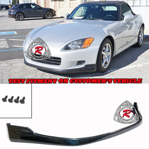 OE Style Front Lip For 2000-2003 Honda S2000 - Bayson R Motorsports