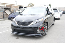 Load image into Gallery viewer, 11-17 Toyota Sienna Citykruiser CK-Style Front Bumper Lip (Polyurethane) (SE Model Only)