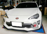 ST Style Front Lip For 2017-2020 Toyota 86 - Bayson R Motorsports
