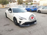 T Style Front Lip For 2017-2020 Toyota 86 - Bayson R Motorsports