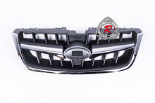 Load image into Gallery viewer, 08-09 Subaru Outback OE-Style Front Grill (Black / Chrome)