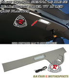 Trunk Ceiling Panel With LED For 2011-2020 Toyota Sienna - Bayson R Motorsports
