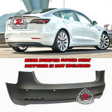 Replacement Rear Bumper Cover For 2017-2021 Tesla Model 3 - Bayson R Motorsports