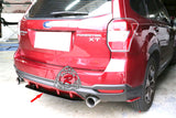 ST Style Rear Diffuser For 2014-2018 Subaru Forester - Bayson R Motorsports