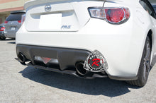 Load image into Gallery viewer, 12-16 Subaru BRZ Scion FR-S OE Style Rear Bumper Diffuser (ABS) [Carbon Look]