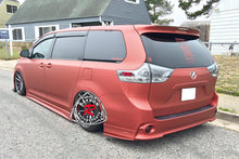 Load image into Gallery viewer, 11-18 Toyota Sienna SE Citykruiser MP Style Rear Aprons (ABS) (SE Model ONLY)