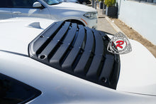 Load image into Gallery viewer, 12-18 Scion FR-S / Subaru BRZ / Toyota 86 T-Style Rear Window Louver Sun Shade Cover (ABS)