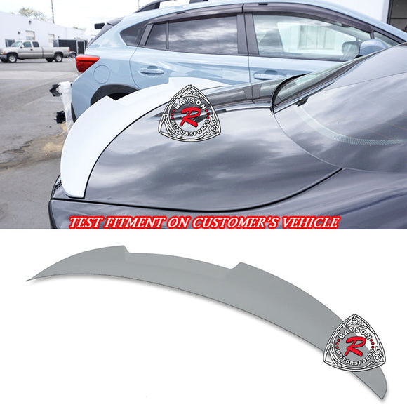 M4 Style Spoiler For 2014-2020 BMW 4-Series F32 - Bayson R Motorsports