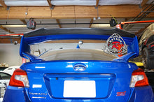 Load image into Gallery viewer, 15-19 Subaru STi OEM Spoiler RS-Style Gurney Flap (Carbon Fiber)