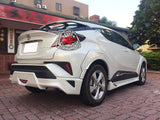 T Style Spoiler For 2017-2020 Toyota C-HR - Bayson R Motorsports