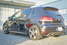 Load image into Gallery viewer, 10-14 VW Golf 6 MK6 G-Style Add-On Side Skirts (Polypropylene)