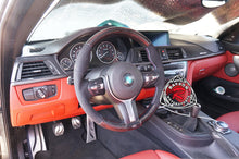 Load image into Gallery viewer, BMW F80 (M3) F82/F83 (M4) F87 (M2) Steering Wheel (Carbon) w/ Alcantara