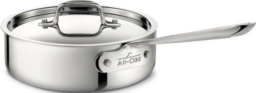 All-Clad D3 Stainless Steel Saute Pan
