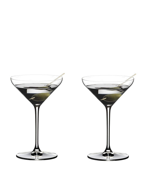 Riedel  Extreme Martini Glass Set of 2
