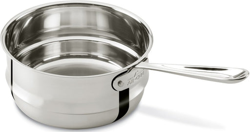 All-Clad 4703-DB Stainless Steel Double Boiler Insert Cookware, 3-Quart