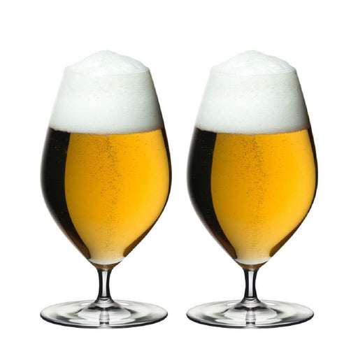 Riedel  Veritas Beer Glasses Set of 2