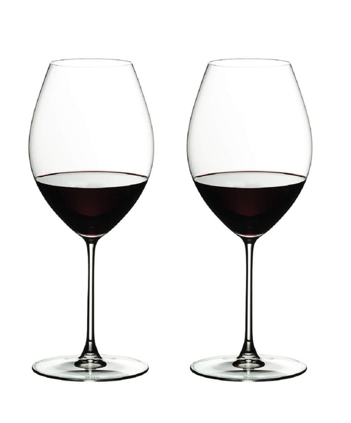 Riedel  Veritas Old World Syrah Glass 21.16 oz Set of 2
