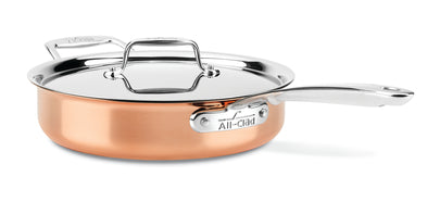 All-Clad C4 3 Quart Saute Pan with lid
