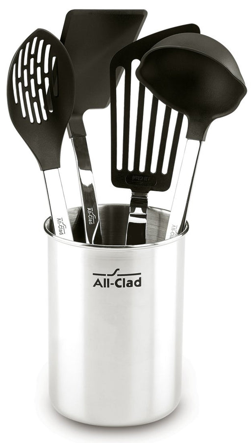 All-Clad K040S564 5 Piece Nonstick Tool Set 5 Piece