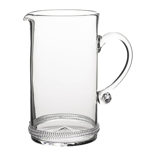 Juliska Crystal Dean Water  Bar Pitcher