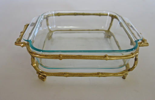 Dessau Bamboo Pyrex Holder