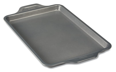All-Clad J2570464 Pro-Release jelly roll pan, 15 In x 10 In x 1 In, Grey