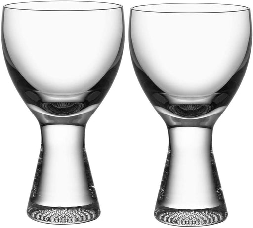 Kosta Boda Limelight Wine Glass, Set/2