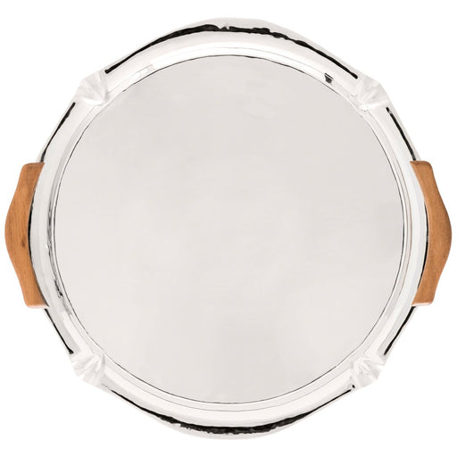 Juliska Kensington 14 Inch Handled Round Tray