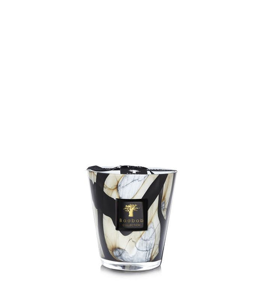 Baobab Collection Scented Candle, Stones - Marble