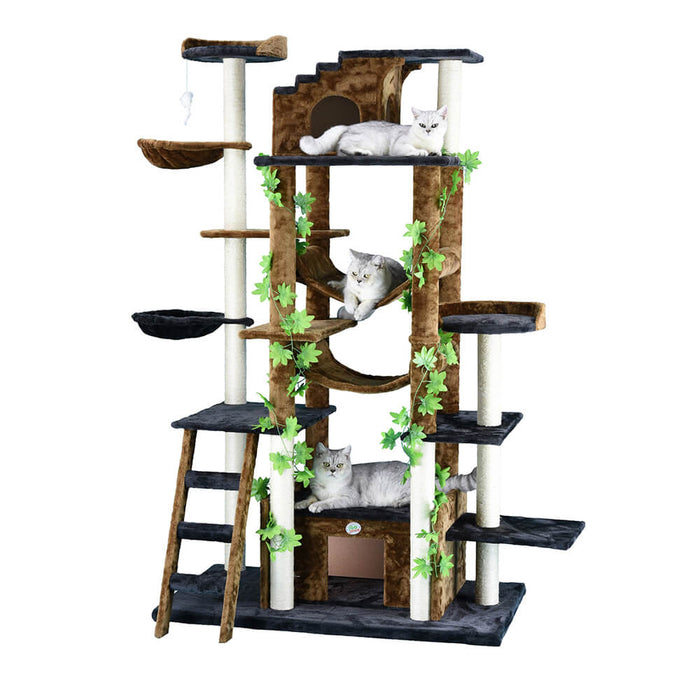 "77"" Forest Cat Tree"